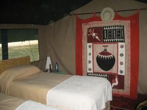 Tent Sweet Tent
