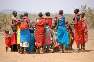 Samburu Schoolchildren