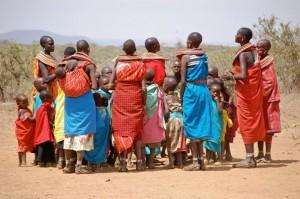 Samburu Schoolchildren
